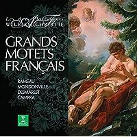 Grands Motets Francais - Rameau/Mondonville/Desmarets/Campra