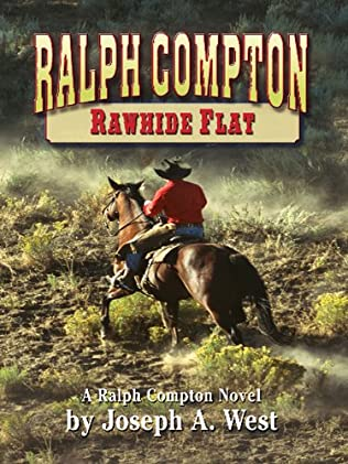 book cover of Rawhide Flat