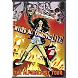 Weird Al Yankovic Live! - The Alpocalypse Tour by Comedy Central