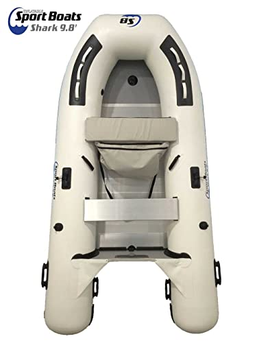 Inflatable Sport Boats Shark 9.8' - Model 300