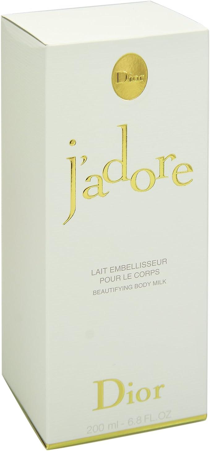 JADORE body milk 200 ml: Amazon.es: Belleza