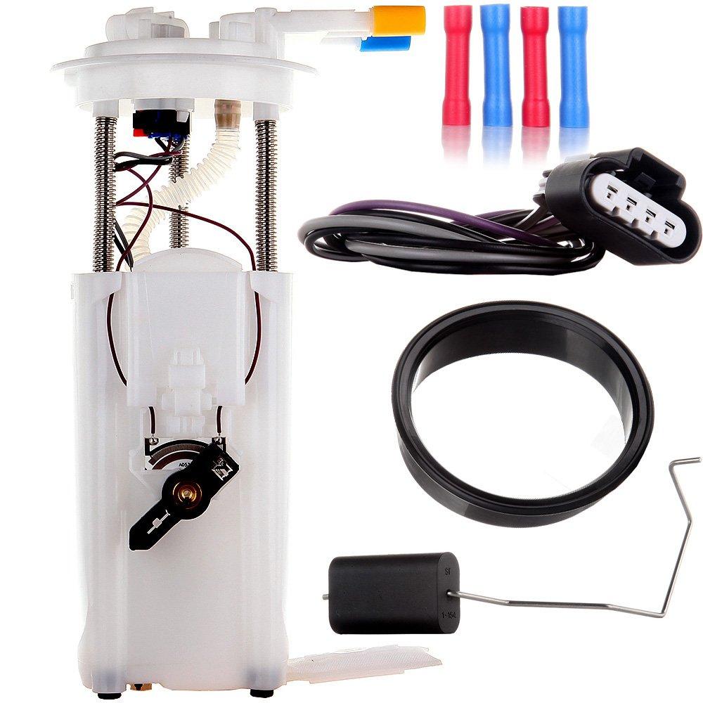 Amazon.com: Electric Fuel Pump, ECCPP Module Assembly for Venture Chevrolet  Oldsmobile Silhouette Pontiac Montana 1999 2000 OEM# E3372M MU1806 MU224:  ...