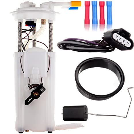 electric fuel pump, module assembly with sending units for venture  chevrolet chevy oldsmobile silhouette pontiac