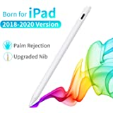 Stylus Pen 2nd Gen, iSkey Active Stylus Pencil with Palm Rejection Compatible with iPad 2019(7th Gen 10.2 Inch)/2018(6th…