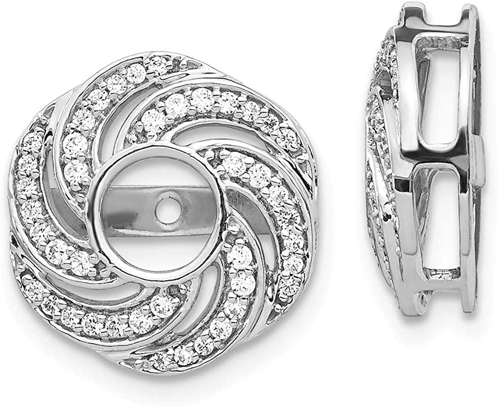 Jewels By Lux 14k White...
