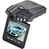 """MOBIRON Portable 2. 5"""" Full HD Car DVR Vehicle Camera Video Recorder Dash Cam IR Day and Night Vision (1 Year Warranty)"""