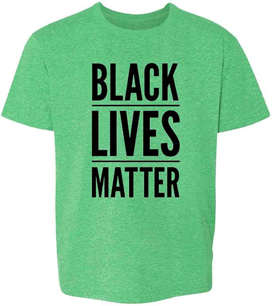 Black Lives Matter Youth Kids Girl Boy T-Shirt