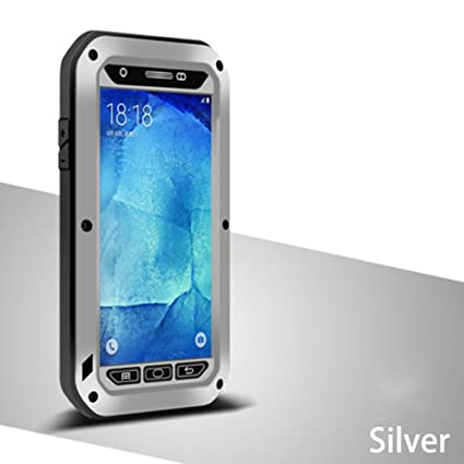 purchase cheap 72326 4bc32 Samsung Galaxy A8 Heavy Duty Case, VEGO Aluminum Alloy Metal ...