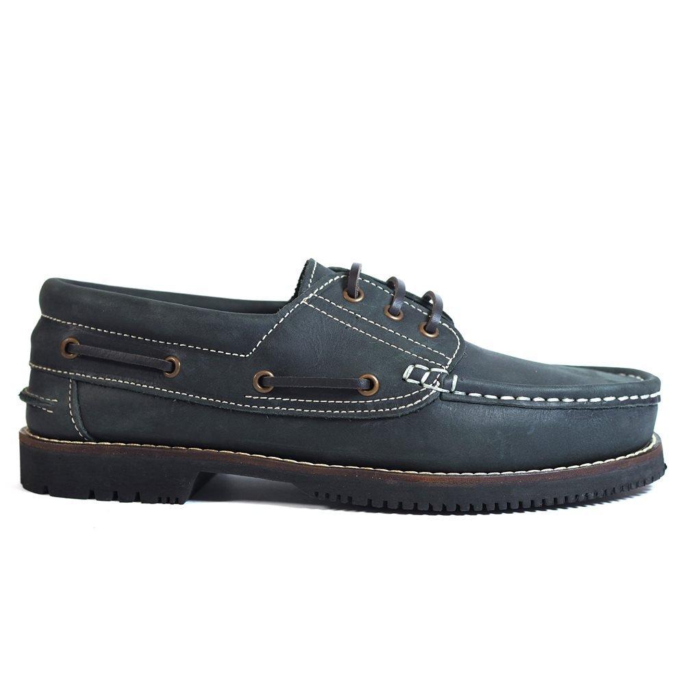 Zapatos Línea Apache Cordón Azul 43 EU|Azul