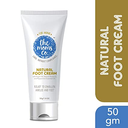 pregnancy foot cream