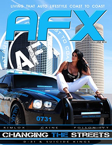 AFX 6: Changing the Streets (AFX Magazine)