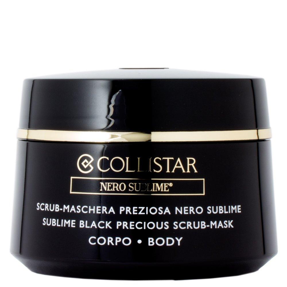 Collistar nero sublime scrub-maschera preziosa 450g 8015150252560