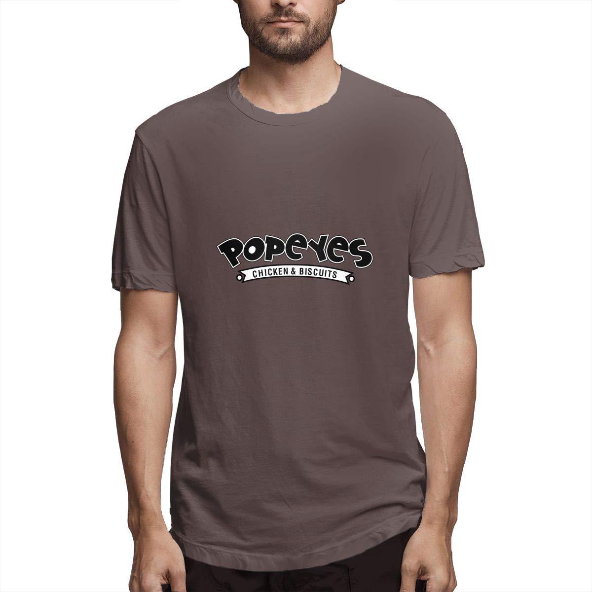 Popeyes Vector Fried Chicken Cartoon S Tees Coffee Shirts