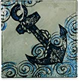 Best Anchor Gifts - AngelStar 19359 Anchor's Aweigh Coasters (Set of 4) Review