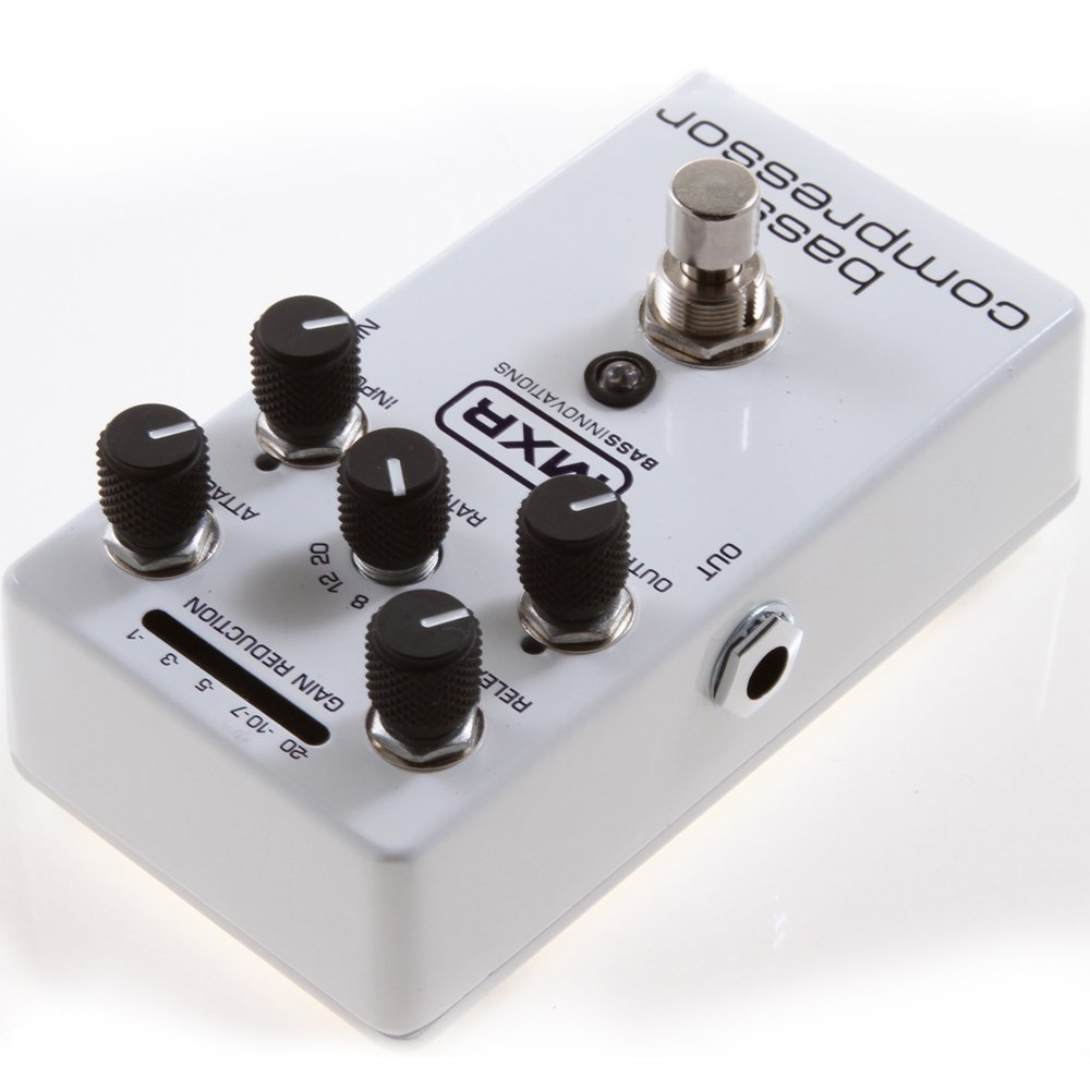 Dunlop/ M-87 mxr bass innovations/ Bass compresor