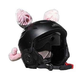 Déco de casco Moto/Bicicleta/Scooter cerdo