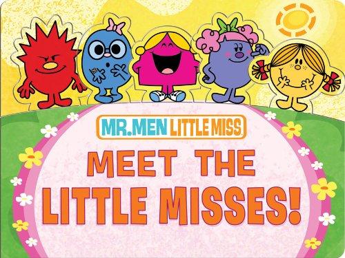 Meet the Little Misses! (The Mr. Men Show)