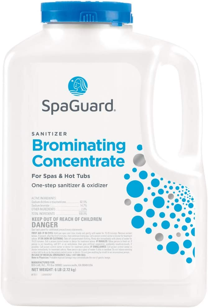 Spa Essentials Brominating Concentrate Granules