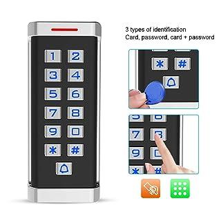 SINGLE ZONE NO PANIC A3W/_AC-RP27 Alarm Controls Corp