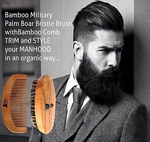 beard care kit comb brush oil luxury gift box. Black Bedroom Furniture Sets. Home Design Ideas