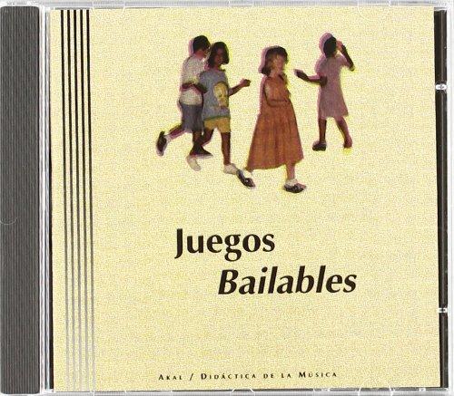 Juegos bailables / Dance Games (Didactica De La Musica) (Spanish Edition)
