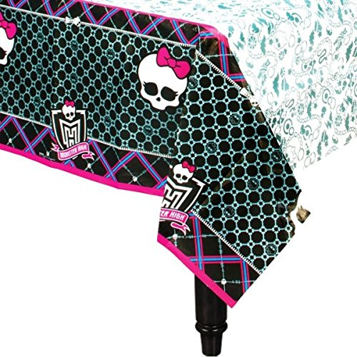 Table Cover | Monster High Collection | Party Accessory -