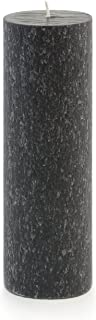 product image for Root Candles Unscented Timberline Pillar Candle , 3 x 9-Inches, Black