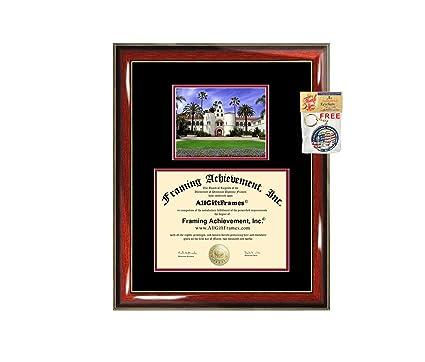 Amazon.com - San Diego State University Diploma Frame SDSU ...