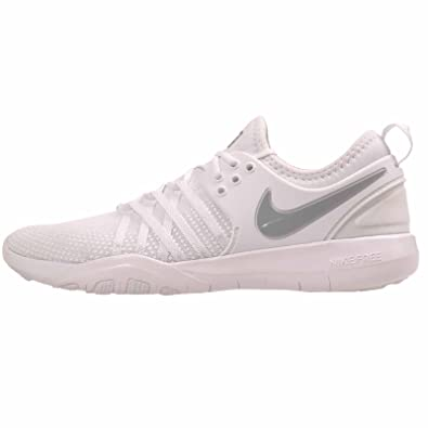 official photos 34550 1fd2c NIKE Women s WMNS Free Tr 7 Trainers, White (White Pure Platinum Black
