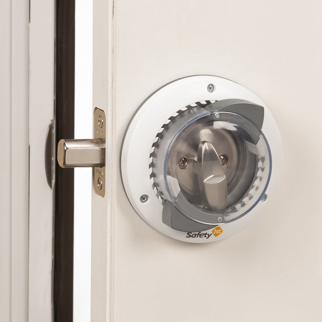 Safety 1st Secure Mount Deadbolt Lock - 2 Count by Safety 1st (Image #4)