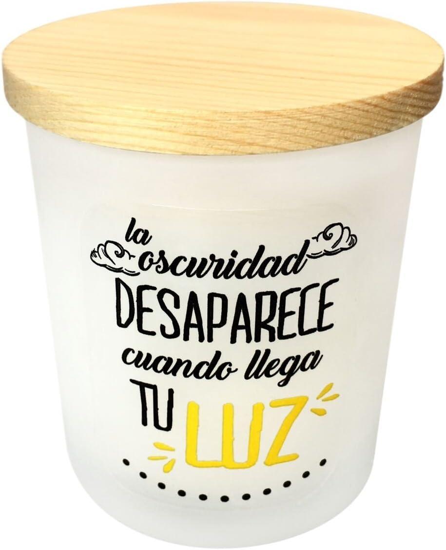 DISOK - Velas AromáTicas Frases como Tu - Velas Detalles de Bodas (Precio Unitario): Amazon.es: Hogar