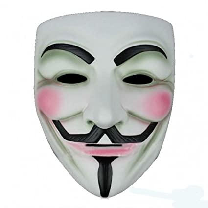 Disfraz Máscara V de Vendetta