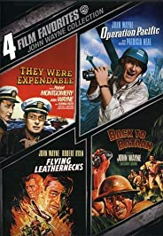 4 Film Favorites: John Wayne Collection (Back to Bataan / Flying Leathernecks / Operation Pacific / They Were