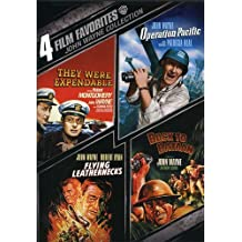 4 Film Favorites: John Wayne Collection