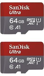Amazon.com: SanDisk Ultra tarjeta de memoria, Gris, Rojo ...