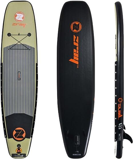 Amazon.com: Zray - Tabla de pesca de 11 pies. Conjunto para ...