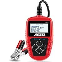 ANCEL BA101 Profesional Comprobador De Baterias Automotriz 12v