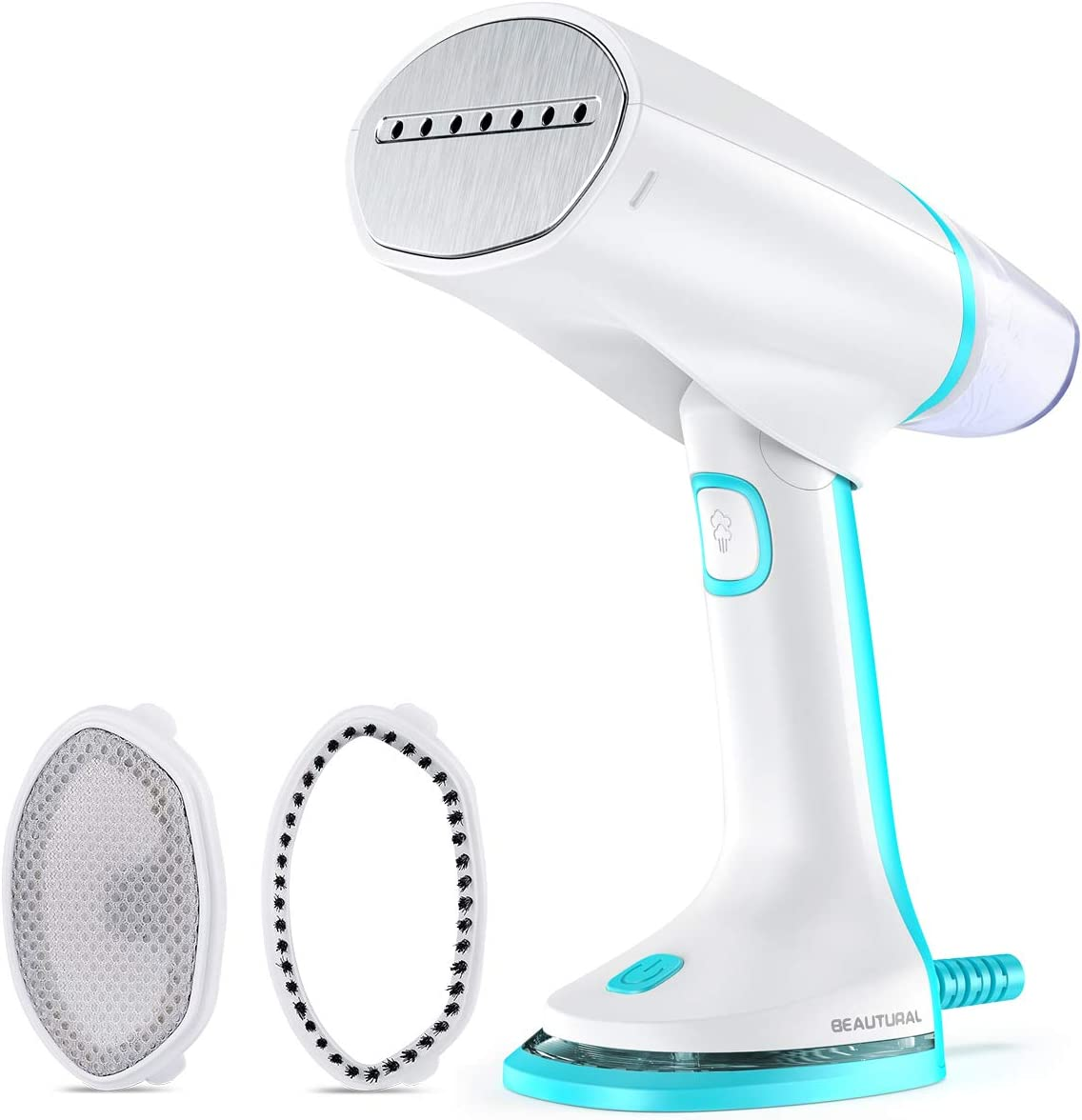 BEAUTURAL Foldable Travel Steamer for Clothes
