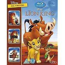 The Lion King Trilogy 1-3 Box Set