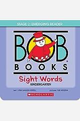 Bob Books Sight Words Kindergarten: Stage 2 Emerging Reader Paperback
