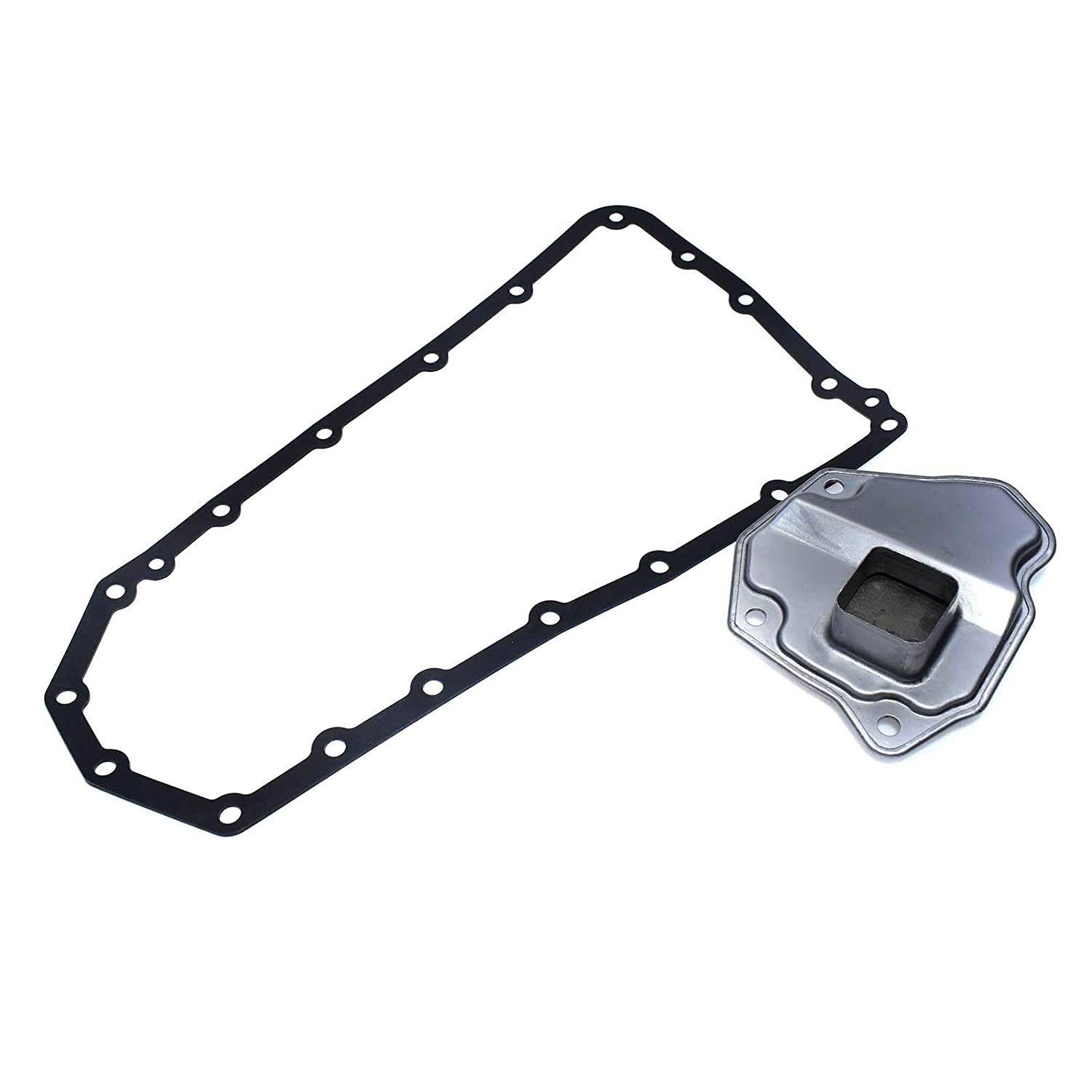 Auto Trans Filter w//Oil Pan Gasket 31728-1XF03 31397-1XF0D NEW FOR Nissan Rogue Juke Altima NV200 2007-2018