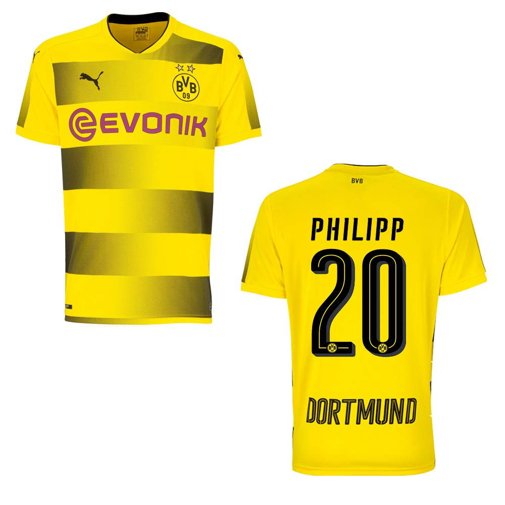 Puma BVB Trikot Home Kinder 2018 - Philipp 20