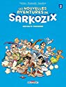 Nouvelles aventures de Sarkozix, tome 2 : Instincts primaires par Pothier