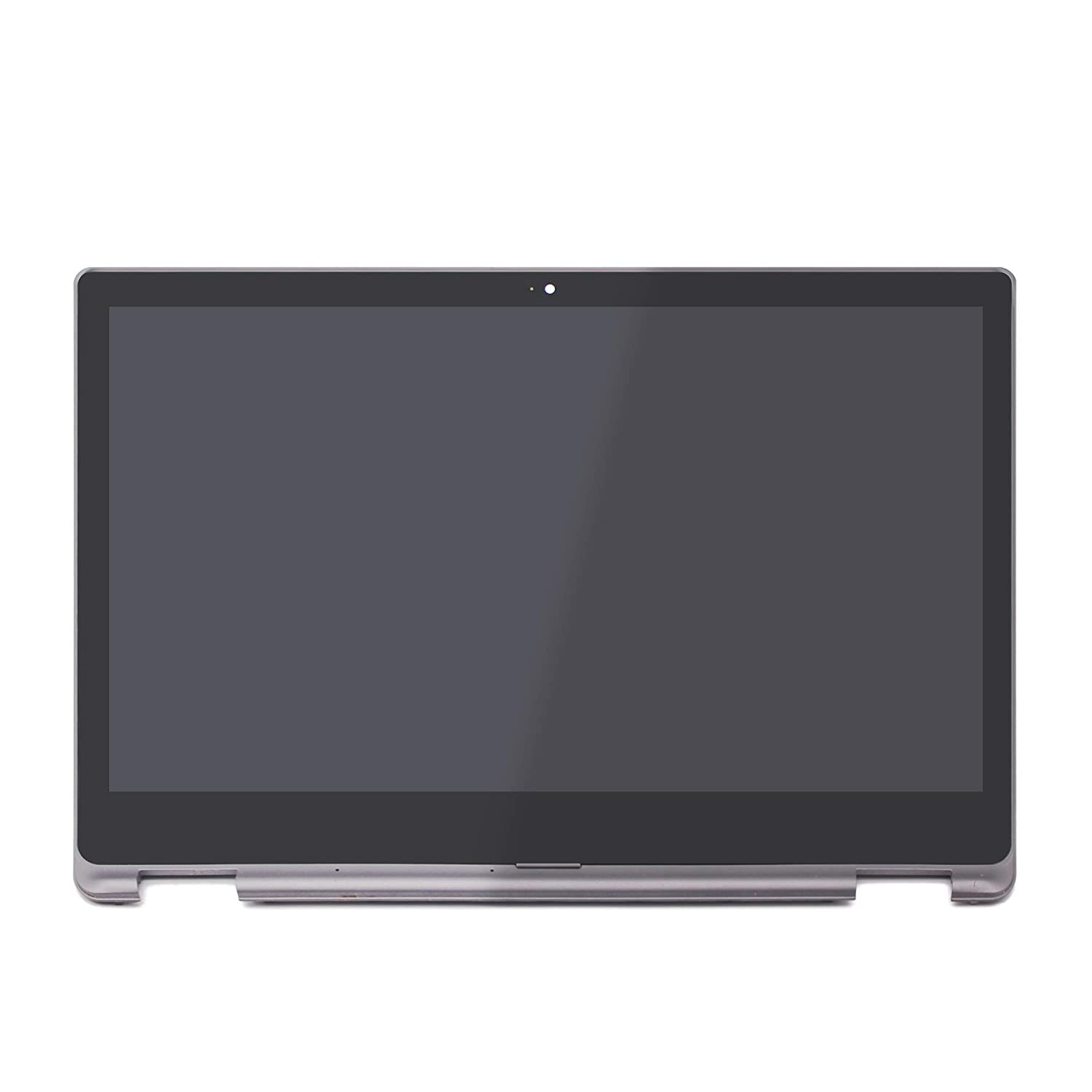 LCDOLED Compatible 15.6 inch FullHD 1080P IPS N156HCA-EA1 LED LCD Display Touch Screen Digitizer Assembly Bezel Replacement for Acer Aspire R 15 R5-571 R5-571T R5-571TG Series