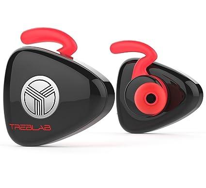 Treblab X11 Auriculares inalámbricos Bluetooth para Correr o Hacer Ejercicios - Sonido estéreo de Gran nitidez