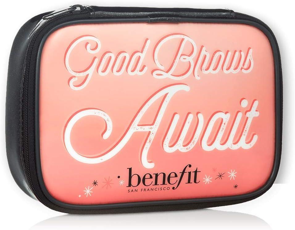 BENEFIT Good cejas espera bolsa de maquillaje: Amazon.es: Belleza