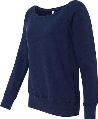 bf4fd9a54fb9d Bella Canvas T-shirt de sport - Manches longues - Opaque - Femme ...