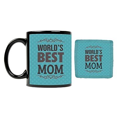 Buy Yaya Cafe Birthday Gifts For Mother Worlds Best Mom Mug For