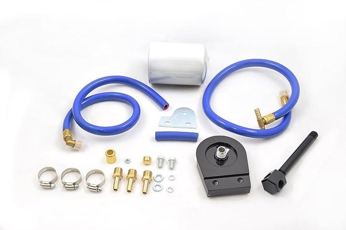Coolant Filtration Filter System For 2011-2016 Ford 6.7L Powerstroke Diesel 6.7