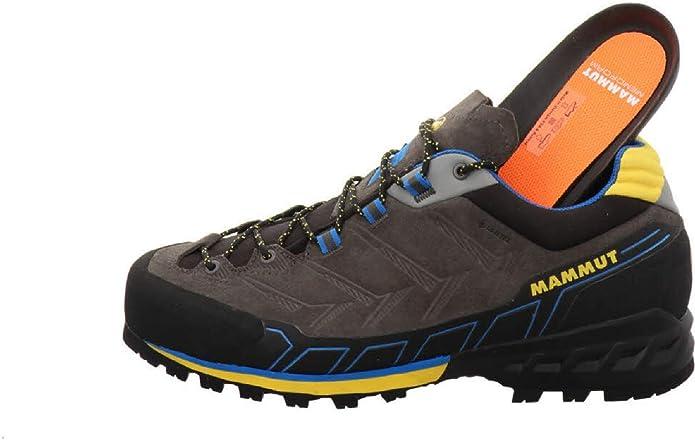 Mammut Zapatilla Kento Low GTX, Hombre: Amazon.es: Zapatos y complementos